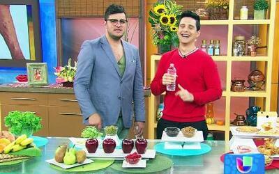 La dieta de Alejandro Chabán para evitar las várices