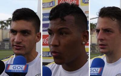 Con hambre de gloria Colombia se prepara en Miami para Copa América Cent...