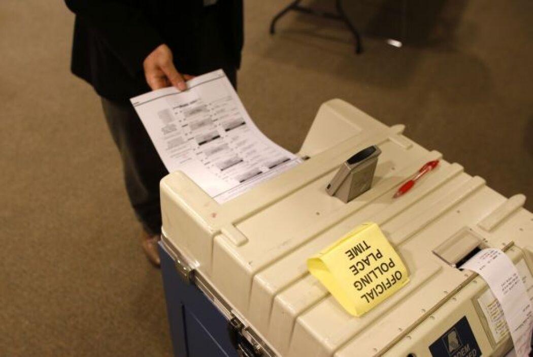 Hay más de 238 millones de adultos con el derecho al voto en EEUU, pero...