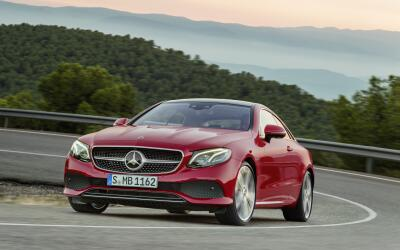 Mercedes-Benz Clase E Coupe 2018