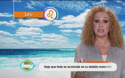 Mizada Leo 23 de noviembre de 2016