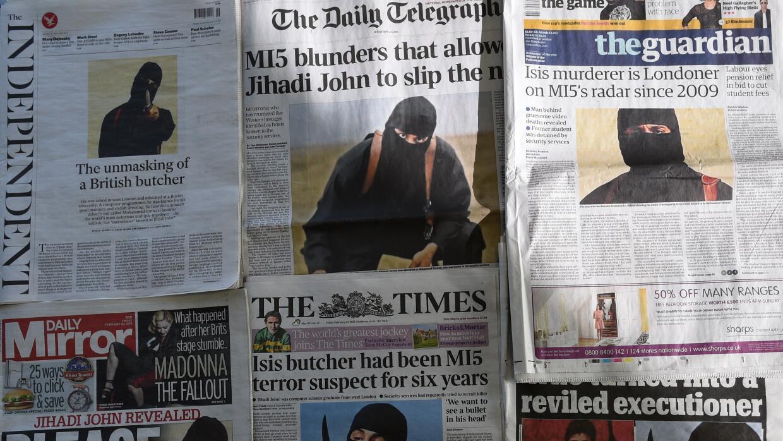 """Estados Unidos cree haber matado a """"Jihadi John"""", el verdugo del Estado..."""