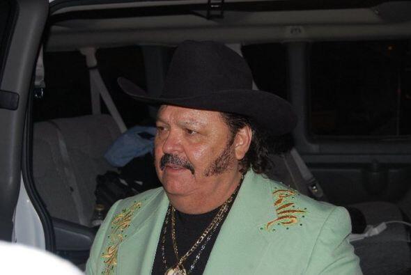 Ramón Ayala en los Terrenos de la Feria