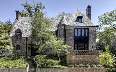 Conozca la nueva residencia de los Obama cuando dejen la Casa Blanca