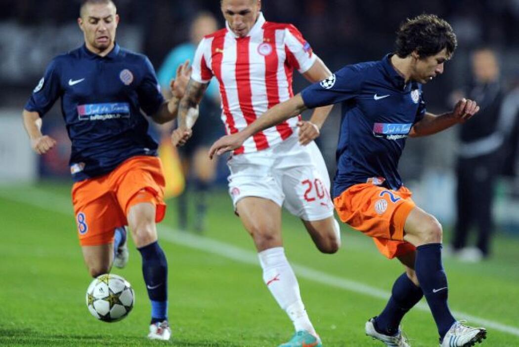Finalmente, el Olympiakos sacó una valiosa victoria de 2-1 en su visita...