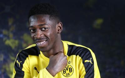 Ousmane Dembélé, Borussia Dortmund