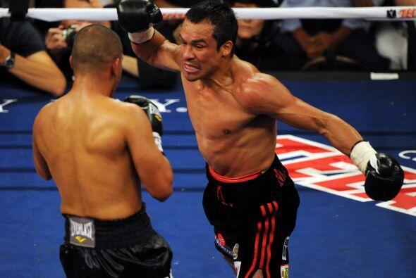 """""""La primera pelea fue difícil y esta también"""", dijo Márquez. """"Es un boxe..."""