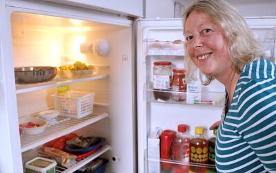 ¿Qué alimentos van en el refri y cuáles no? Julia Alzate nos da la lista...