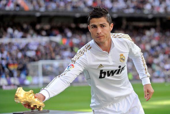 Previo al duelo del Real Madrid ante Osasuna, Cristiano Ronaldo presumió...