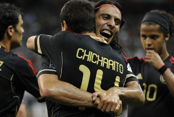 El nuevo duo dinámico del Fútbol Mexicano es el conformado por el 'Chich...