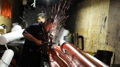 En la manufactura, el empleo bajó en mil puestos, y es un sector que hab...