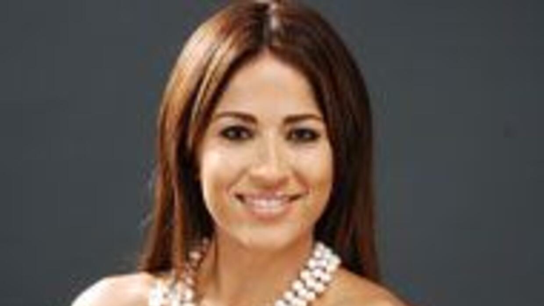 Jackie Guerrido es la presentadora del tiempo en Primer Impacto y esta e...