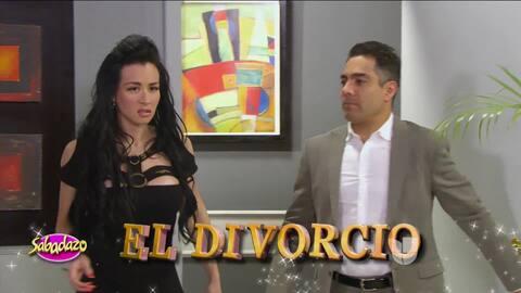 Diosa Canales se divorcia porque está harta