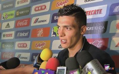 El Atlético de Madrid hizo una oferta por el jugador del América Raúl Ji...