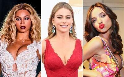El sitio sacó su lista anual de las chicas más bellas, entre las que sob...