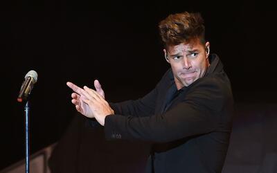 ¿En qué se fija Ricky Martin cuando conoce a alguien?