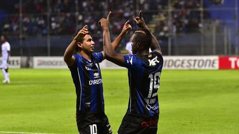 Independiente del Valle donará su taquilla de octavos de final de Copa L...