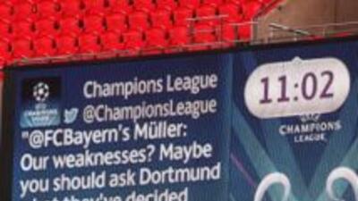Para Borussia Dortmund esta es apenas su segunda final de Champions.