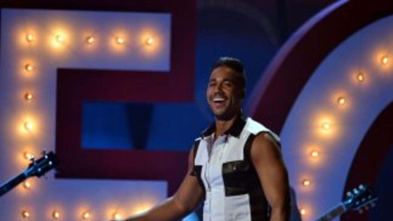 Romeo Santos fue de las estrellas más premiadas de la noche.
