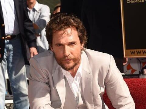 University of Houston - Matthew McConaughey