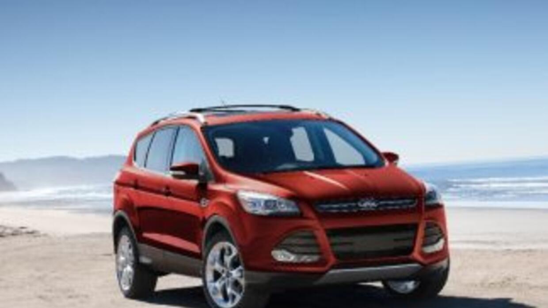 10- Ford Escape: Es un vehículo utilitario deportivo de tamaño medio que...