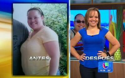 ¡Increíble transformación al perder 80 libras gracias a Chabán!