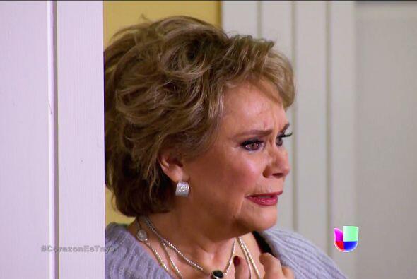 ¡Qué dolor doña Soledad! Su hija se quedó sin...