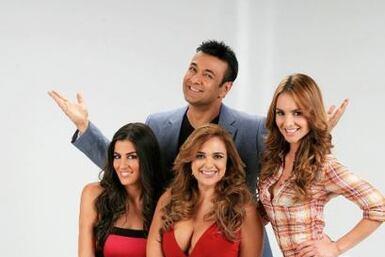 Jessica Fox, Carlos Gastelum, Valentina Patruno y Ximena Cordoba son los...