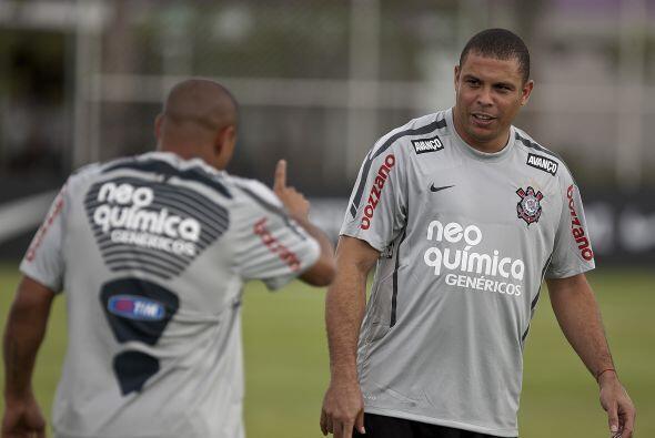 Ronaldo volvió a manifestar que este año dejará el fútbol activo para de...