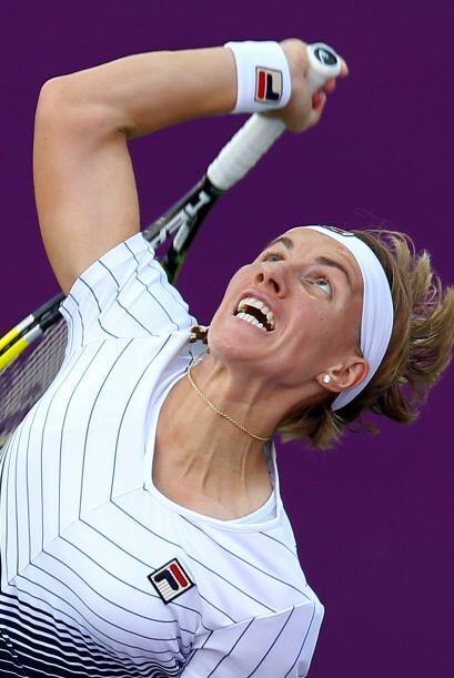 Svetlana Kuznetsova es otra representante de Rusia.