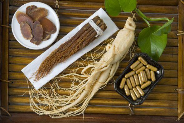 Las raíces. Si lo que prefieres son las raíces (del ginseng o de la equi...
