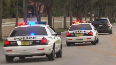 Arrestan a adolescentes acusados de robar un automóvil en Hialeah