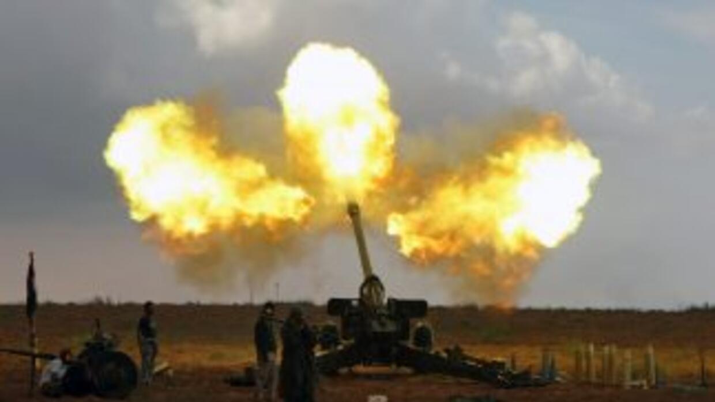Miles de civiles han perdido la vida en Libia durante los seis meses de...