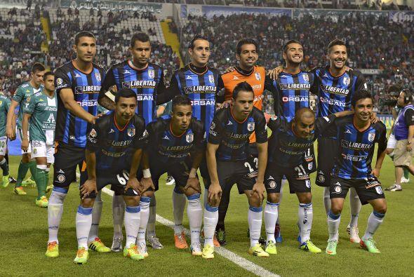 Los Gallos del Querétaro se desprendieron de jugadores de garra pero tra...