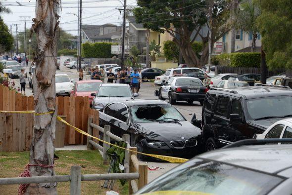 Los hechos ocurrieron en la localidad californiana de Isla Vista, muy ce...