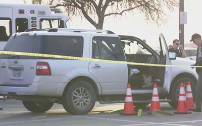 Dos menores de 3 años de edad resultaron heridos con un arma de fuego en...