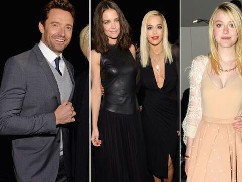 Arrancó el 'Fashion Week' de Nueva York y estos han sido los famo...