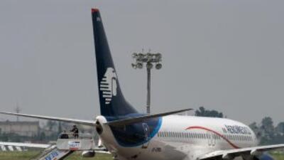 La aerolínea Aeroméxico se deslindó de las acciones de sus empleados, qu...