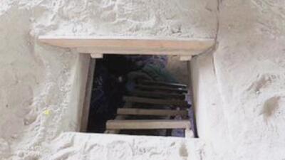 El elaborado túnel que comenzaba en la celda de El Chapo