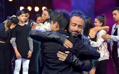 La Banda Extra Show 6: Mario Domm no tolera las eliminaciones y se derrumba