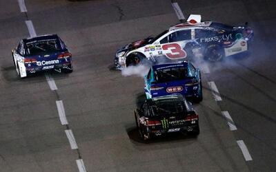Emociones a más de 200 millas por hora en el Texas Motor Speedway