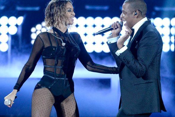 Inesperadamente Beyoncé y Jay Z lograron casarse con más de 200 invitados.