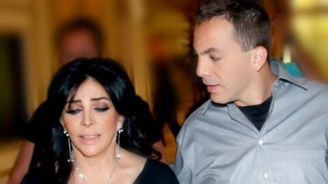 Verónica Castro y su hijo Cristian Castro han enfrentado problema...