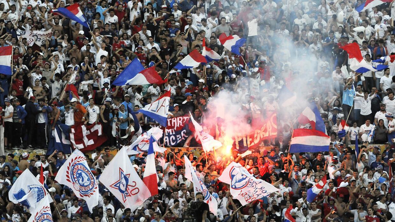 Nacional derrotó a Peñarol y es campeón del fútbol uruguayo GettyImages-...