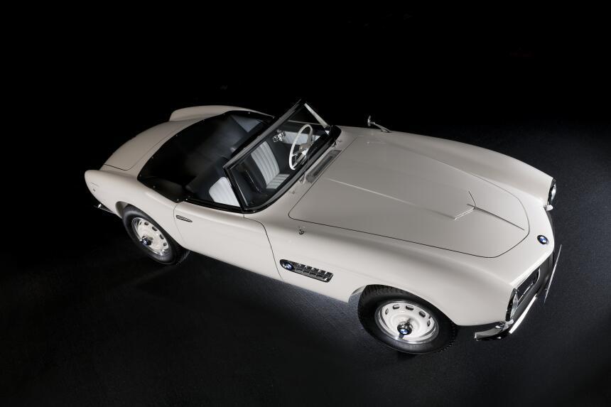 La restauración del BMW 507 1957 de Elvis P90229720_highRes_elvis-bmw-50...