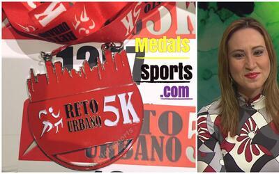 Milly Méndez te invita al Reto Urbano 5k