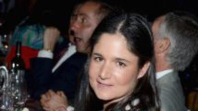 La exgolfista mexicana Lorena Ochoa.