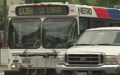 La compañía de transporte Metro comenzará a implementar un cambio en var...