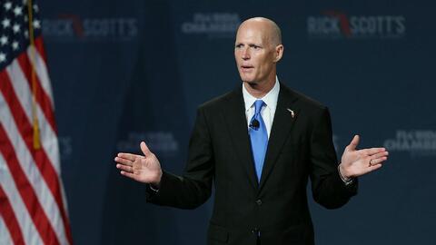 Gobernador de Florida rechazó invitación a Cuba por considerar que no ha...