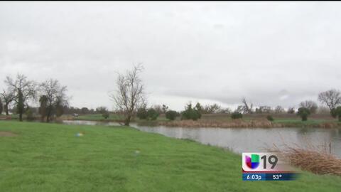 Condado de San Joaquín se prepara para posibles inundaciones